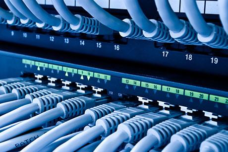 Datenkabel Netzwerkknoten